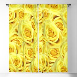 Candlelight Roses Blackout Curtain
