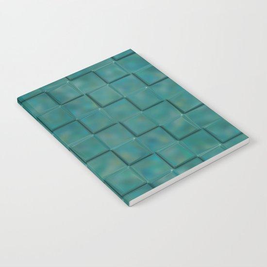 Trippy Tiles Notebook