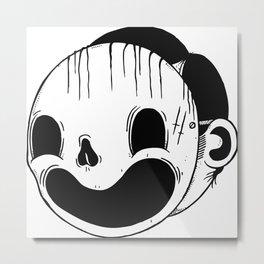 Always happy. Metal Print