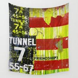 Restoration friendship Wall Tapestry