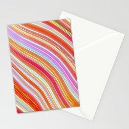 Wild Wavy Lines XXXVII Stationery Cards