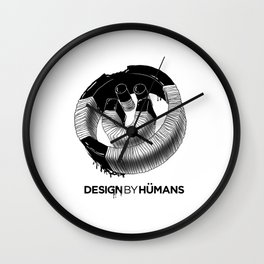Dbh artist series wra Wall Clock