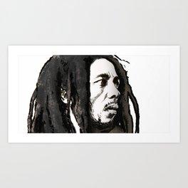 Robert Marley Art Print