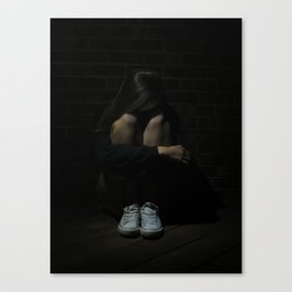 Deadweight State Canvas Print