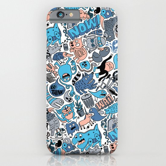 Gross Pattern iPhone & iPod Case