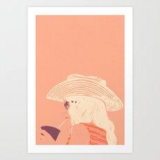 Forever Summer Art Print