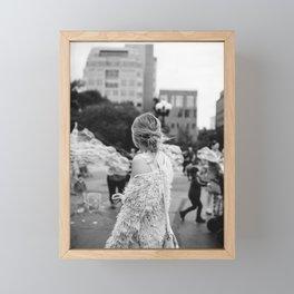 Washington Square Framed Mini Art Print