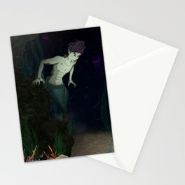 Creature of the Deep Stationery Cards