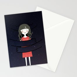The Universe loves You Stationery Cards