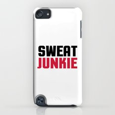 Sweat Junkie Gym Quote Slim Case iPod touch