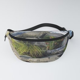 Rushing By Fanny Pack