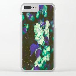 Chrysanthemum   Japan   Garden Clear iPhone Case