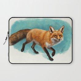 Fox walk Laptop Sleeve