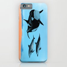 Orca and Dolphin Slim Case iPhone 6s