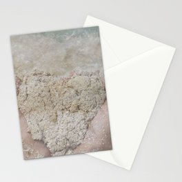 Ocean Heart Stationery Cards