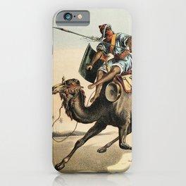 Camel from by John Karst | Animal fine art. iPhone Case