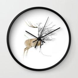 rebus Wall Clock