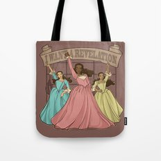 Revelation Tote Bag