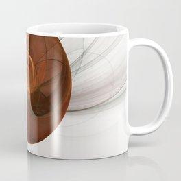 Abstract Art Fractal Fantasy Figure Coffee Mug