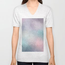 Dreaming in Pastels Unisex V-Neck