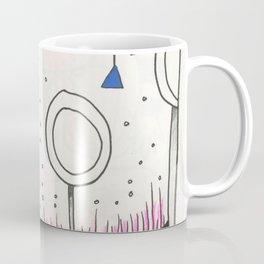Girl with Pink Baret Coffee Mug