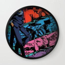 Cowboy Bebop - Space Cowboy  Wall Clock