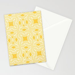 California, Nautical, Beach, Geometrical Pattern Stationery Cards