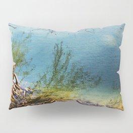 Where's The Waters Edge? Pillow Sham
