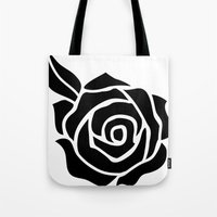 anime Tote Bags featuring Anime 1 by Prince Of Darkness