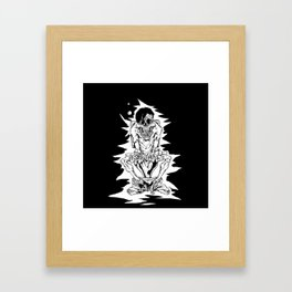 Amenity Affliction  Framed Art Print