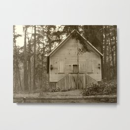 Crow Valley School Metal Print