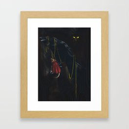 The Rats of NIHM Framed Art Print