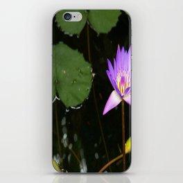 Water beauty iPhone Skin