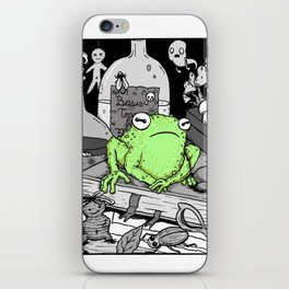 The Witch Lab iPhone Skin