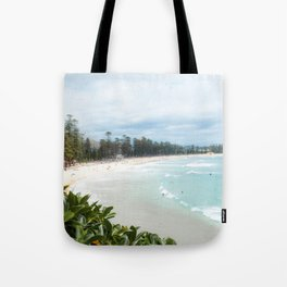 Manly Beach, Australia Tote Bag