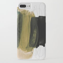 minimalism 3 iPhone Case