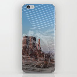 Born to Be Wild iPhone Skin