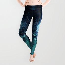 Binary Oblivion Leggings