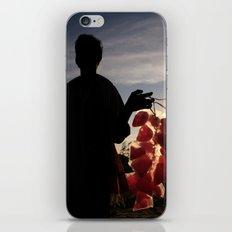 Cottoncandy Man iPhone & iPod Skin
