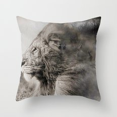 no way out Throw Pillow