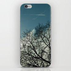 Seeking freedom iPhone & iPod Skin
