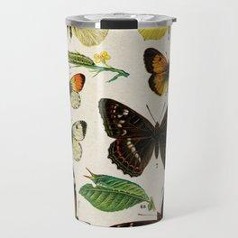 Butterflies Travel Mug