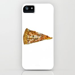 Meat Feast Pizza Slice iPhone Case