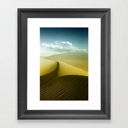 Algodones Framed Art Print