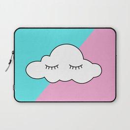Happy Cloud Laptop Sleeve