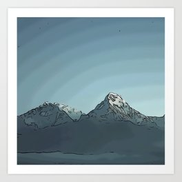 1 0 0 s Art Print