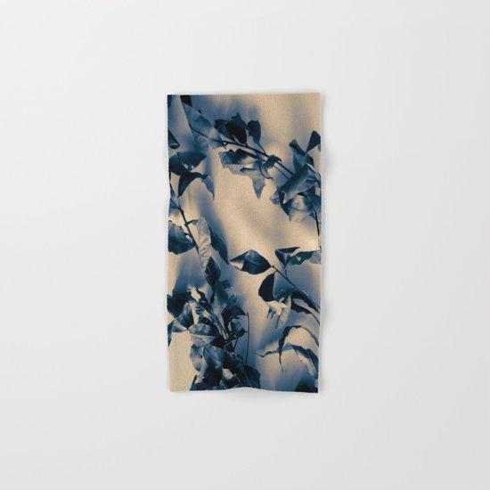 Bay leaves Hand & Bath Towel