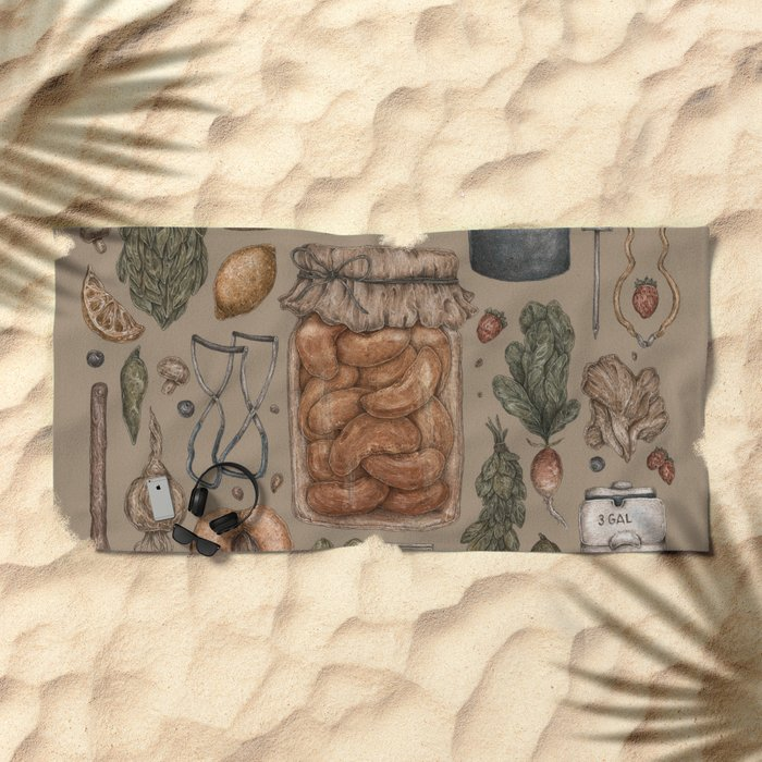 Preserve Beach Towel