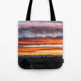 Gallatin Valley Tote Bag