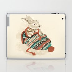 cozy chipmunk Laptop & iPad Skin